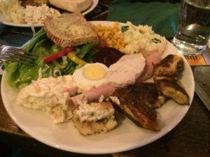 Lough Neagh Eel Supper
