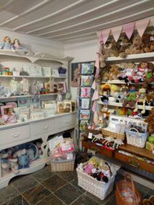 Ballydougan Pottery Gift Shop