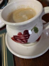 Ballydougan Pottery cup