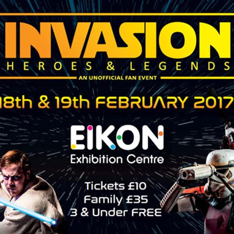 Invasion N.I.