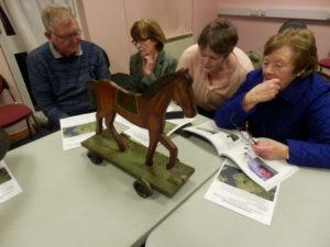 Sean McKee's Wooden Horse