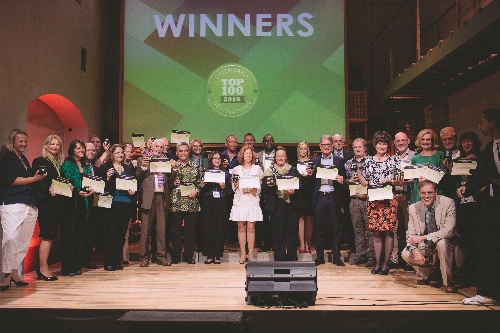 Lough Neagh Top 100 Sustainable Destination