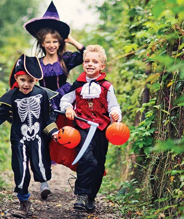 Halloween at ECOS