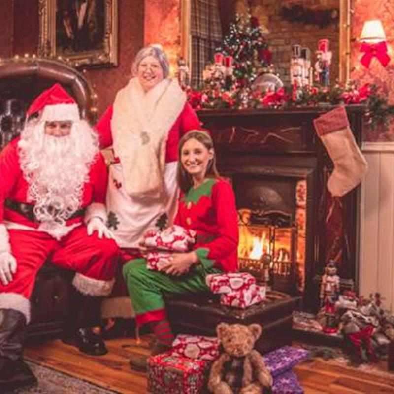 Weekends with Santa at Galgorm