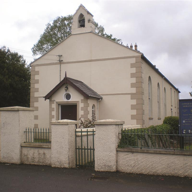 Ballinderry Moravian Church For EHOD 2018