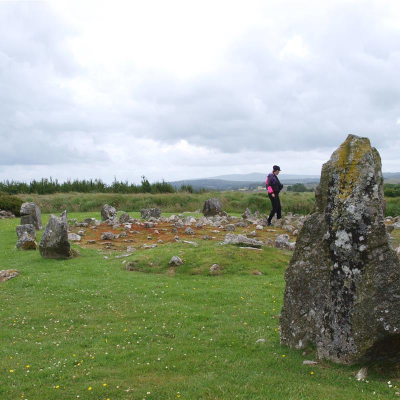 Beaghmore Stone Circles, Carns and Alignments For EHOD 2018