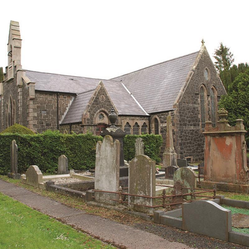 Craigs Parish Church For EHOD 2018