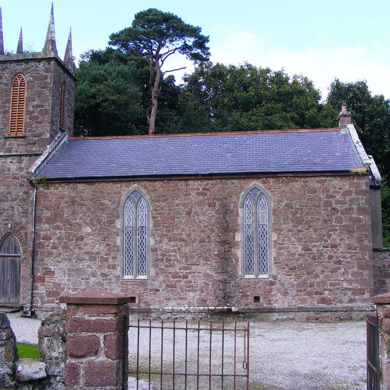 Cushendun Old Church For EHOD 2018