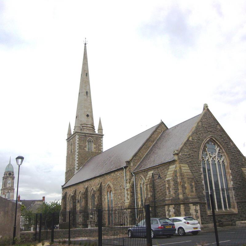 Lisburn Cathedral For EHOD 2018