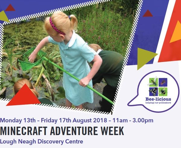 Minecraft Adventure Week