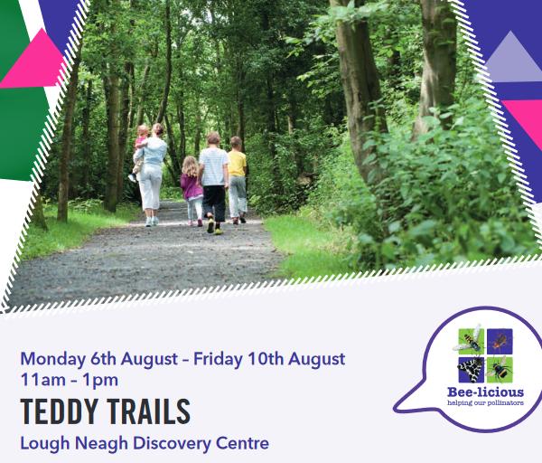 Teddy Trails