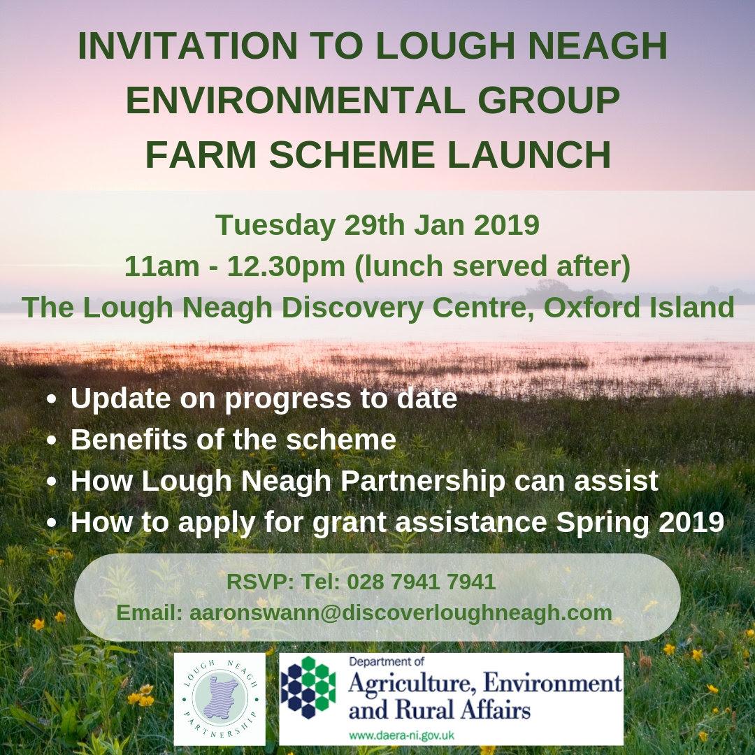 Lough Neagh Environmental Group Farm Scheme