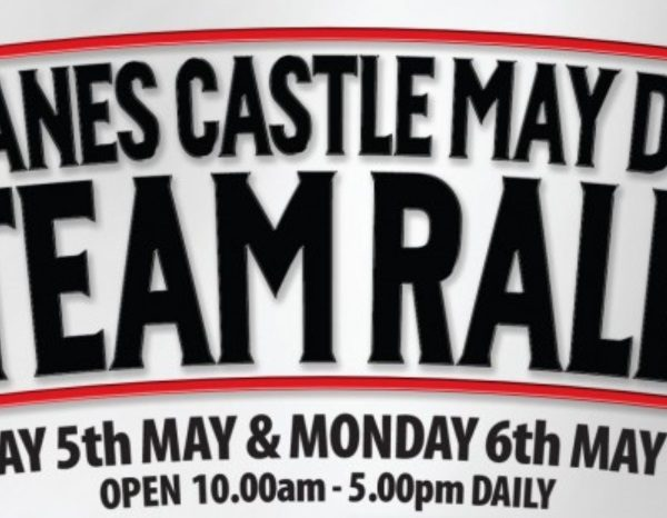 May Day Steam Rally
