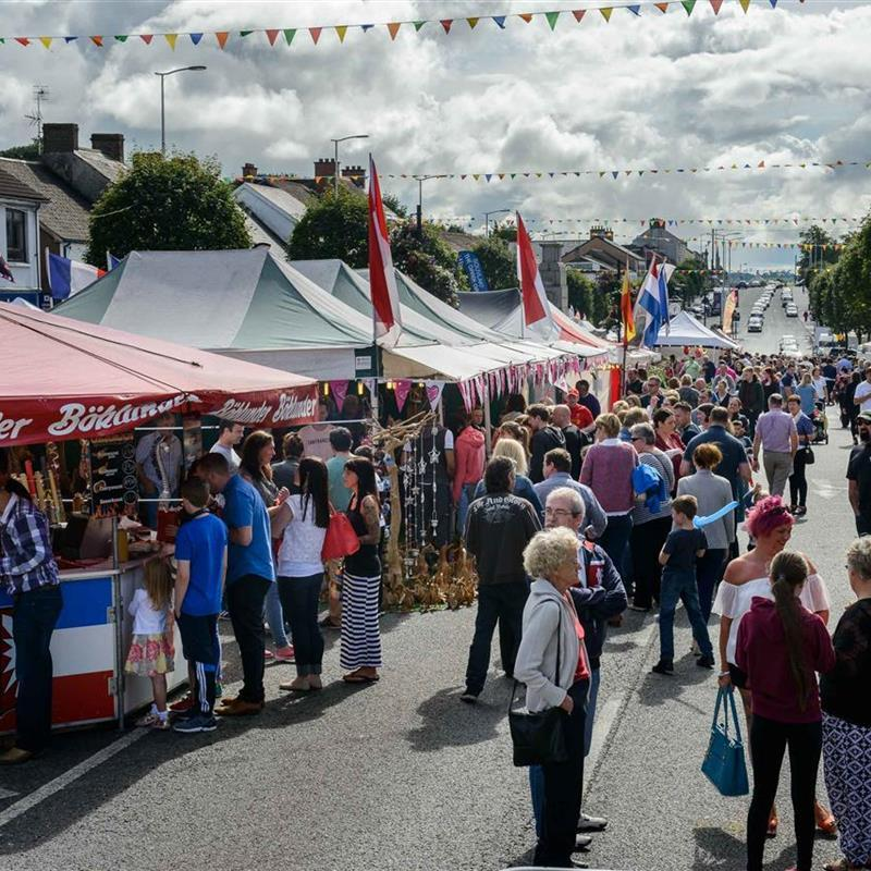 Continental Market Cookstown