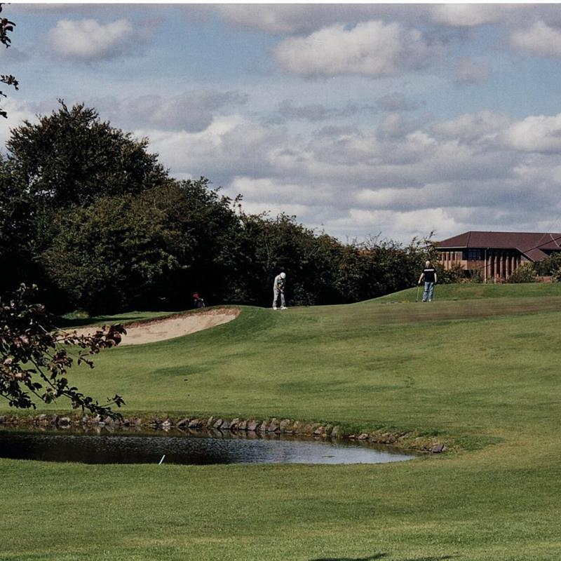Allen Park Golf Centre