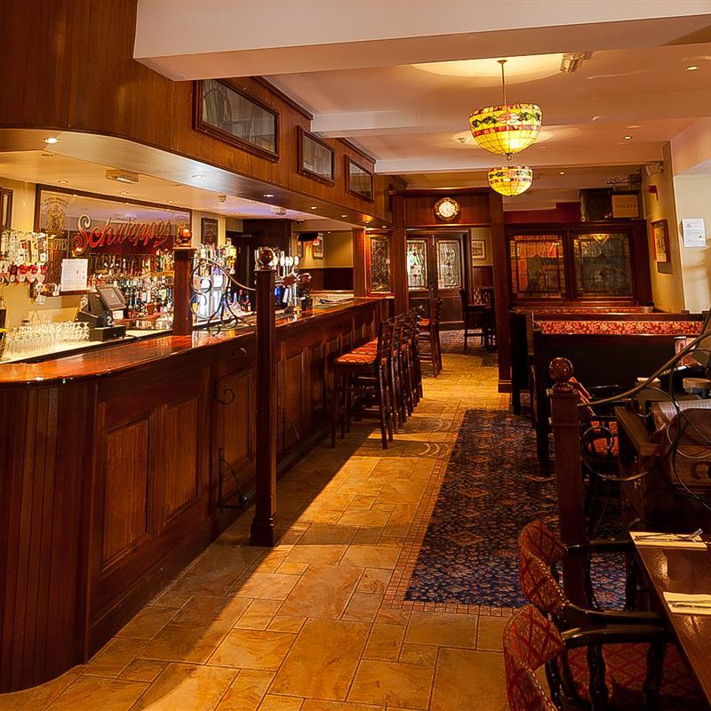 Corrs Corner Grill Bar