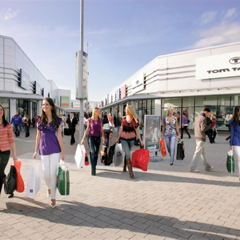 Junction One International Outlet Centre