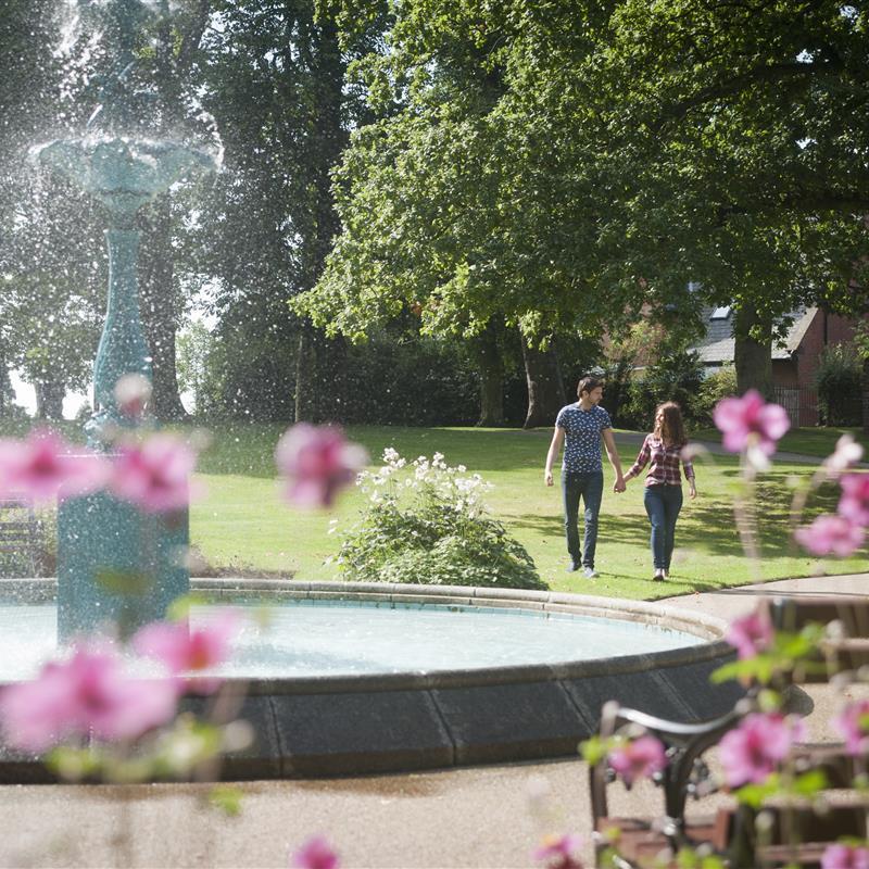 Lisburn Castle Gardens