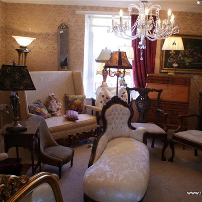 Moy Antiques- Interiors & Exteriors