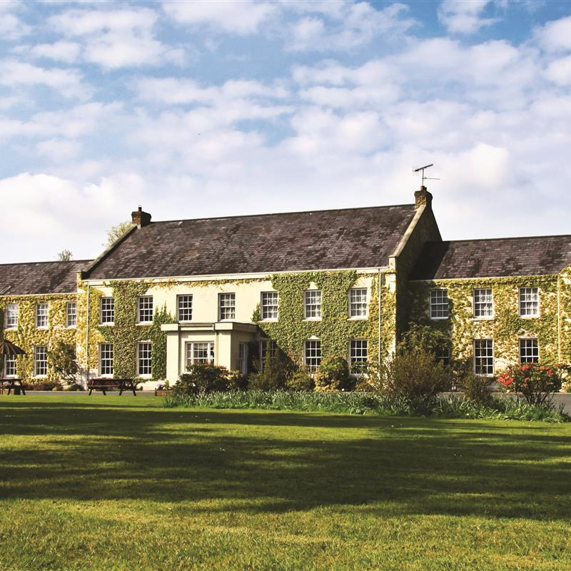 Tullylagan Country House - Dining