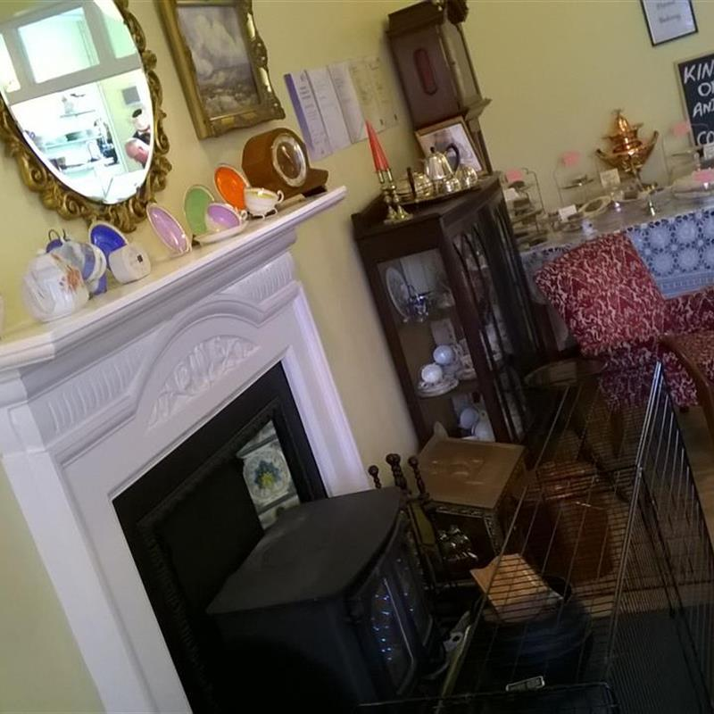 Vintage Tea Room Moneymore